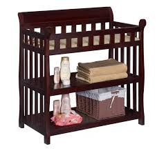 Cribs With Attached Changing Table by Amazon Com Delta Children Eclipse Changing Table Espresso