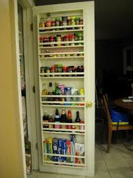 Kitchen Pantry Doors Ideas Top 25 Best Pantry Door Storage Ideas On Pinterest Door Storage