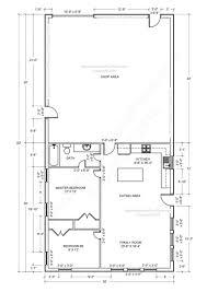 pole barn 30x40 2 bedroom house floor plans garage shop building