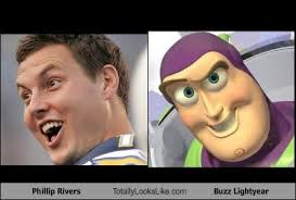 Philip Rivers Meme - phillip rivers totally looks like buzz lightyear totally looks like