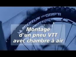 pneu vtt tubeless ou chambre à air michelin bicycle montage d un pneu vtt avec chambre à air