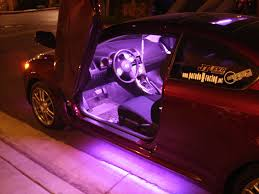 Custom Interior Lights For Cars Flowlighting Cold Cathode Kits Oznium