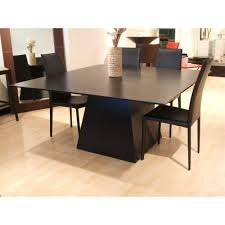 square dining room table for 8 marvelous modern square dining tables alluring table hd images