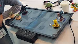 play table board game console playtable aims to be the netflix of digital board games androidtapp