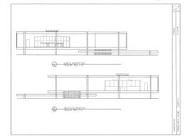 farnsworth house floor plan dimensions 28 images studies