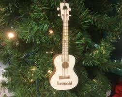 ukulele ornament etsy