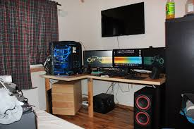 my ultimate gaming setup room tour 2014 youtube