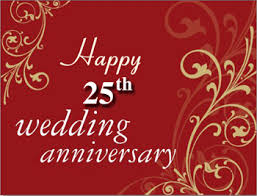 25 wedding anniversary 25th wedding anniversary wallpaper tbrb info