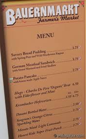 german cuisine menu 2013 epcot international flower garden festival bauernmarkt