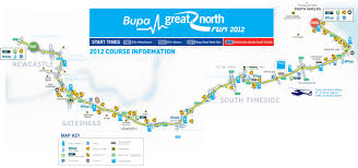 Map Run Route by Bands On The Run Run The Streets