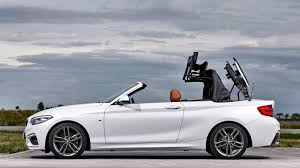 2017 nissan convertible bmw 220d convertible 2017 review by car magazine