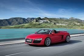 Audi R8 Spyder - 2014 audi r8 spyder r8 v10 and r8 v10 plus automobile magazine