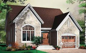 narrow house plans with garage house plan w3211 detail from drummondhouseplans com