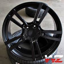 porsche cayenne black wheels 20 split 5 satin black wheels rims fits vw touareg audi q7