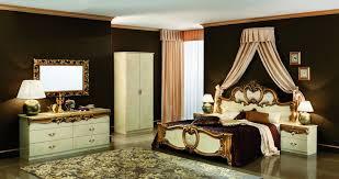 meuble italien chambre a coucher chambre a coucher italienne barocco crème et or chambre meuble