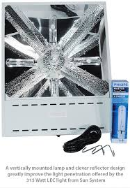 lec 630 grow light sun system lec grow lights