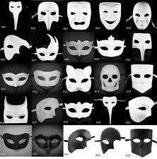 black and white masquerade masks black masquerade mask ebay