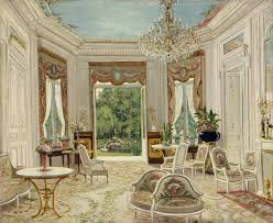 Living Room In Mansion Ghosts Of Imperial Russia Drawing Room Russia Second Half Of The