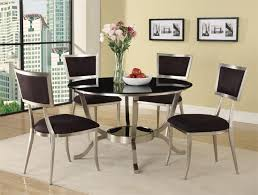 contemporary round dining room tables awesome solid 2017 and table