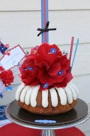 nothing bundt cakes stars and stripes cake patriotic party