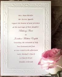wording for catholic wedding invitations nuptial mass wedding invitation wording wedding collection