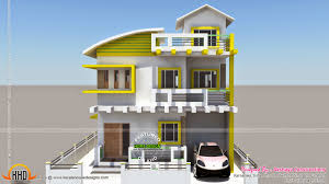 we are expert in designing 3d ultra modern home designs box type