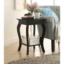 accent furniture convenience concepts designs2go ella end table multiple colors