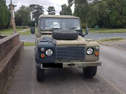 citroen eurodrive ex military landrover defender 90 hardtop in london colney
