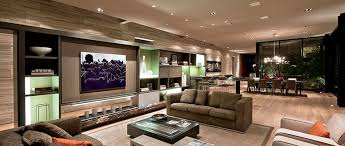 Beautiful Luxury Home Design Contemporary Interior Design For - Luxury house interior design