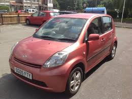 used 2005 daihatsu sirion haris motor sales