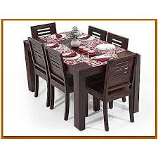 modular dining table and chairs modular dining table set at rs 42000 piece dining room table set