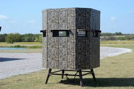 Ez Duck Blind Ranch King Insulated Blinds Pond King
