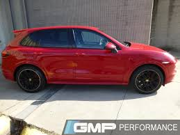 porsche cayenne tire size porsche cayenne gts with forgeline wheels continental tires from