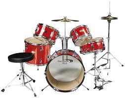 black friday drum set percussion plus jr 5 pc set