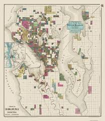 Seattle Usa Map by 1890 Map Of Railroad Expansion Across The Us Maps Pinterest Our