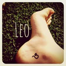 leo tattoos that make you proud to be a leo