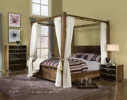 Ikea Bedroom Ideas Ikea Bedrom With Beautiful Wooden Frame Flower Oil Painting And