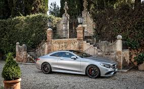 mercedes s63 amg coupe 2015 the 2015 mercedes s63 amg coupe in tuscany picture gallery