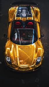real gold cars gold car wallpaper iphone android car gold wallpaper at