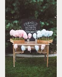 cotton candy wedding favor cotton candy wedding mon cheri bridals