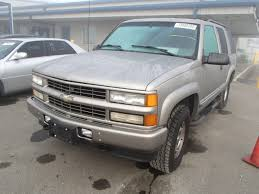 used salvage parts 2000 chevrolet tahoe z71 4x4 5 7l v8 vortec 5700
