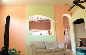 What Colors Go With Peach Walls by The Peach Is On Karla Do More
