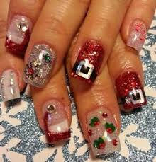 black ugly sweater deer nail decal christmas nail designs