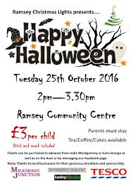 halloween lights uk halloween party in aid of ramsey christmas lights ramsey