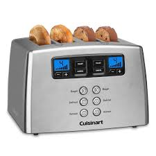 12 Slice Toaster Touch To Toast Leverless 4 Slice Toaster