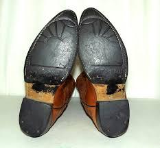 womens boots size 9 5 narrow vintage acme cowboy boots mens size 9 5 b narrow womens