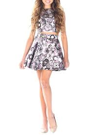 miss behave u0027shirley u0027 crop top u0026 skirt big girls available at