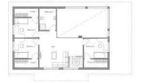 superb house plans 2200 sq ft 3 204 square meter flat roof house