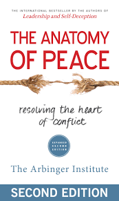 the anatomy of peace resolving the heart of conflict the