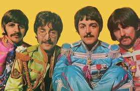 sargeant peppers album cover fifty years on inside the beatles sgt pepper s album cover wwd